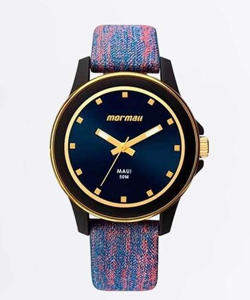ea35948f8a5 Relógio Feminino Mormaii MO2035HZ8A