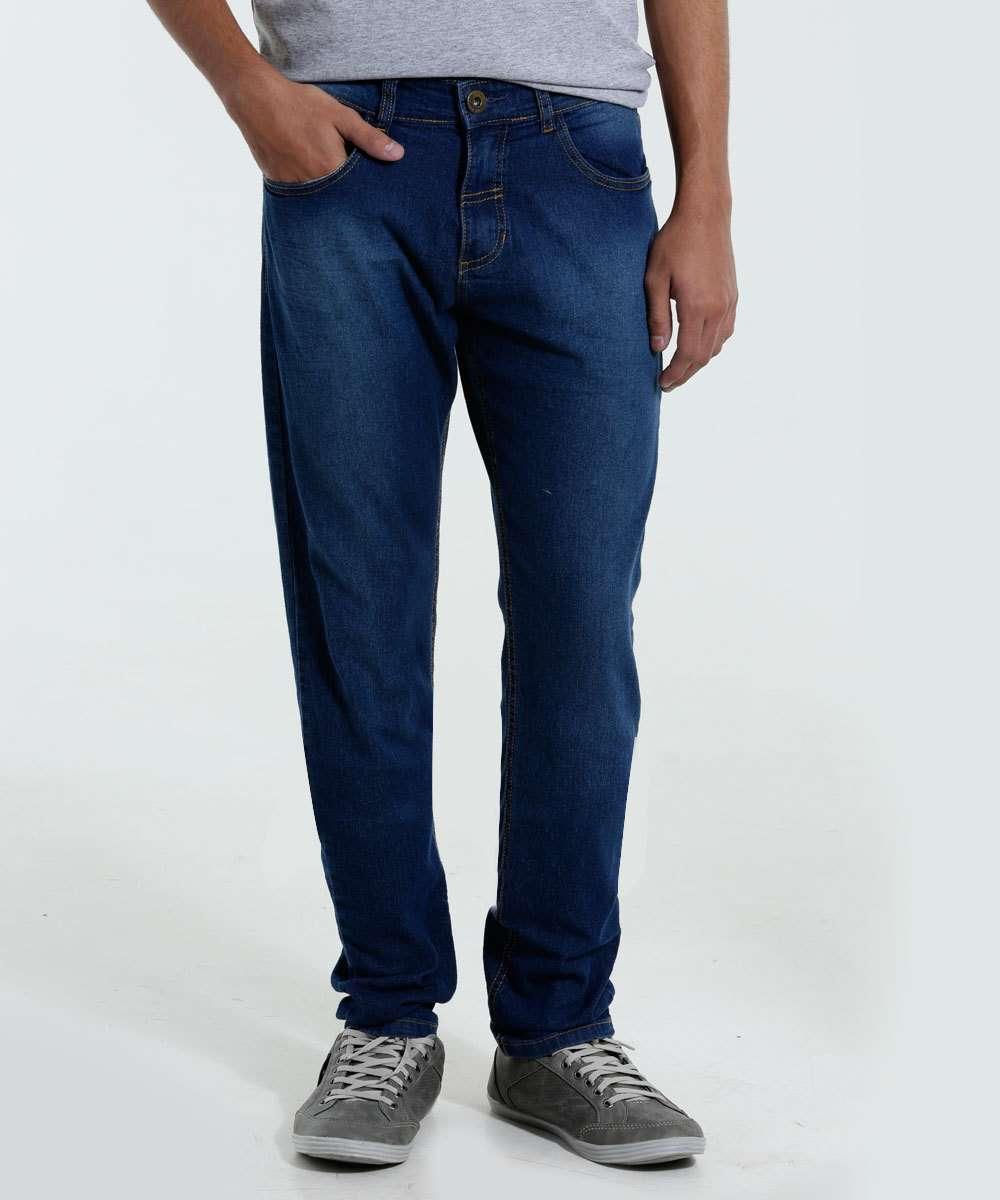 Image_Calça Juvenil Slim Jeans Marisa