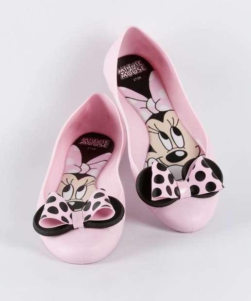 Image_Sapatilha Infantil Matelassê Minnie Disney 92910MA