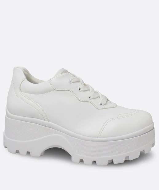 Image_Tênis Feminino Chunky Sneaker Tratorado Quiz