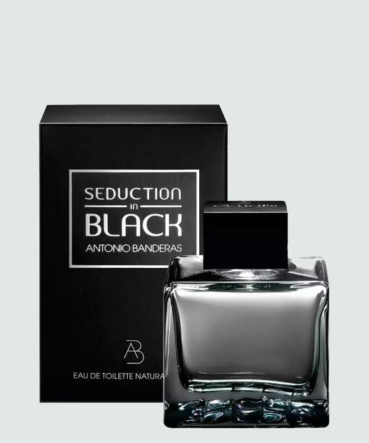 Image_Perfume Masculino Antonio Banderas Seduction In Black - Eau de Toilette 50ml