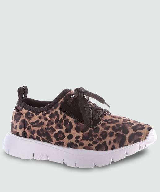 Image_Tênis Feminino Chunky Sneaker Animal Print Zatz Z263616225