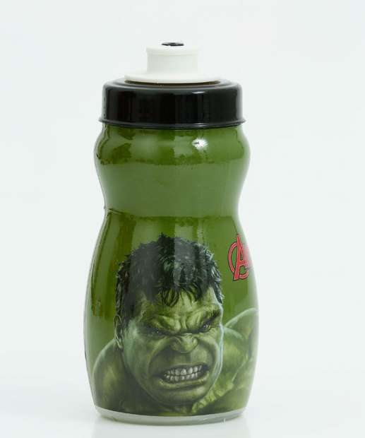 Image_Garrafa Squeeze Infantil Estampa Hulk 300ML Plasútil