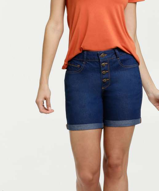Image_Bermuda Feminina Jeans Stretch Marisa