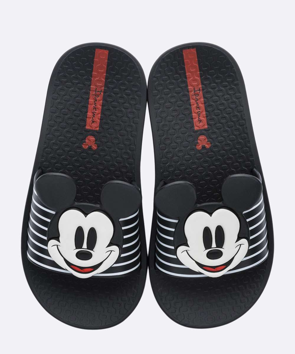 Chinelo Ipanema Infantil Slide Mickey