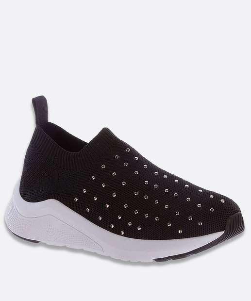 Image_Tênis Feminino Chunky Sneaker Tachas Zatz