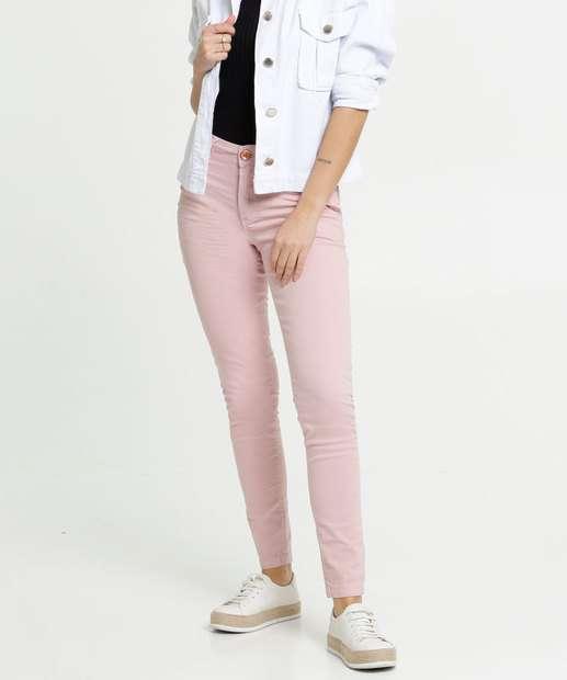 Image_Calça Feminina Sarja Skinny Uber Jeans