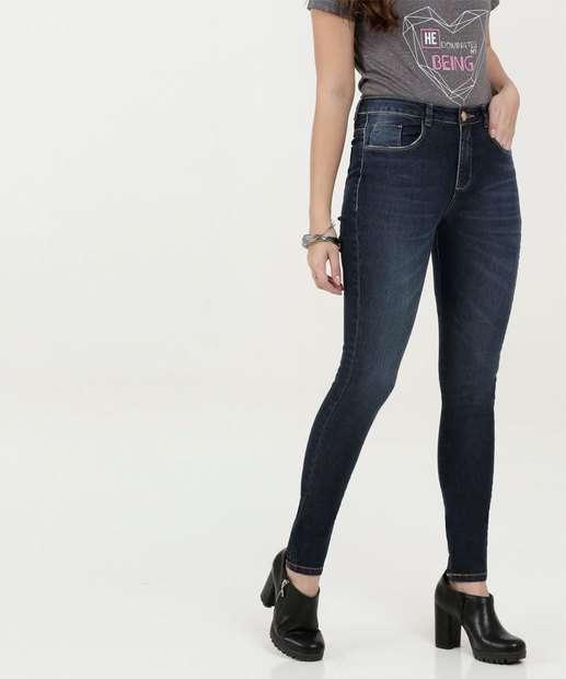 Image_Calça Feminina Jeans Skinny Stretch Razon