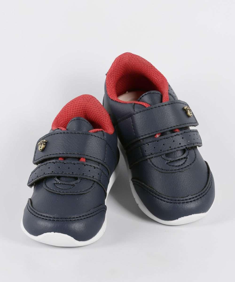 Tênis Infantil Bebê Pinokio 7120662