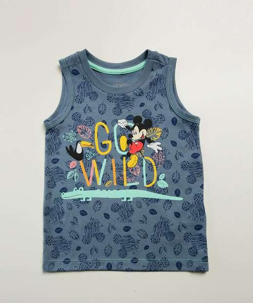 Image_Regata Infantil Estampa Mickey Disney Tam 1 a 4