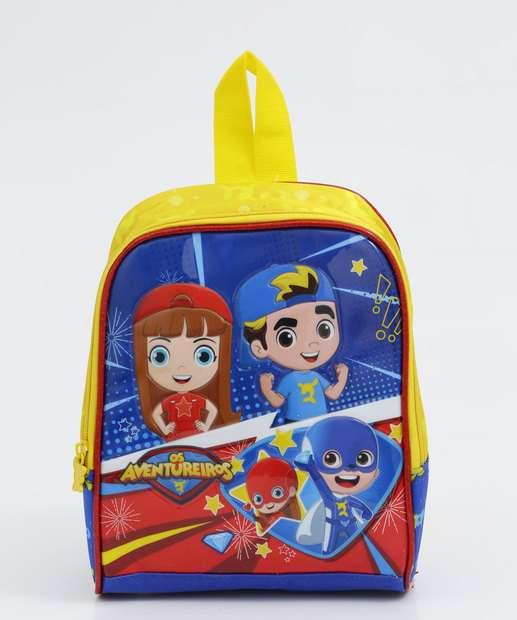 Image_Lancheira Escolar Infantil Unissex Luccas Netto