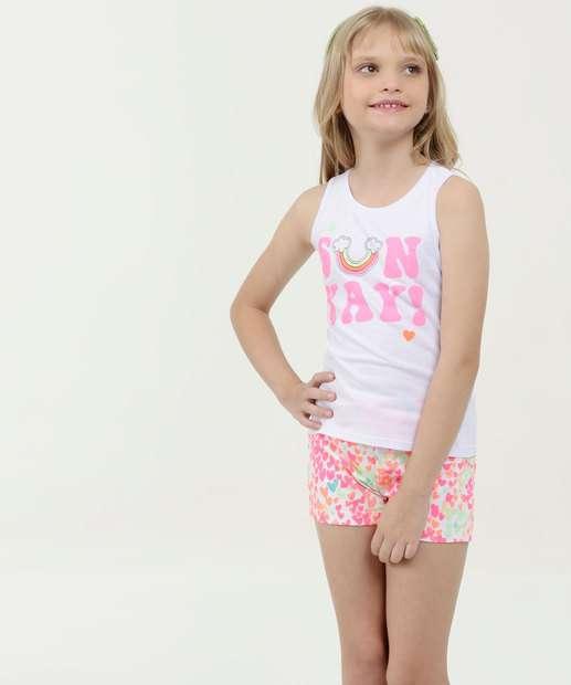 Image_Conjunto Infantil Estampado Neon Marisa