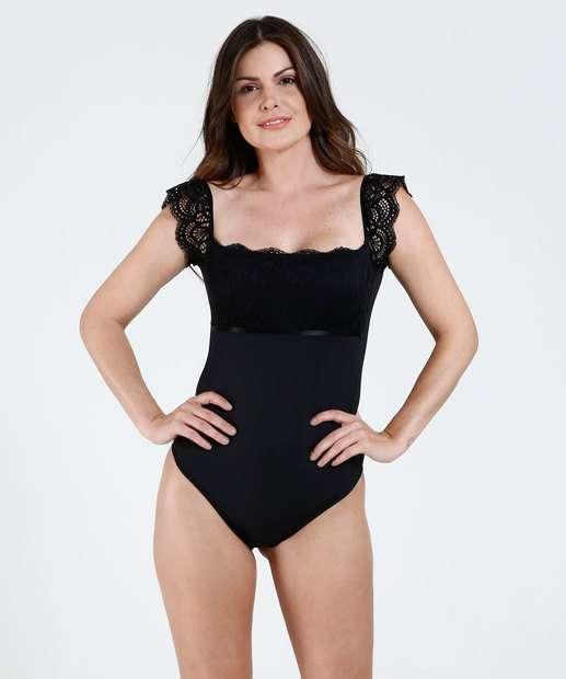 Image_Body Feminino Sensual Renda Ombro a Ombro Marisa