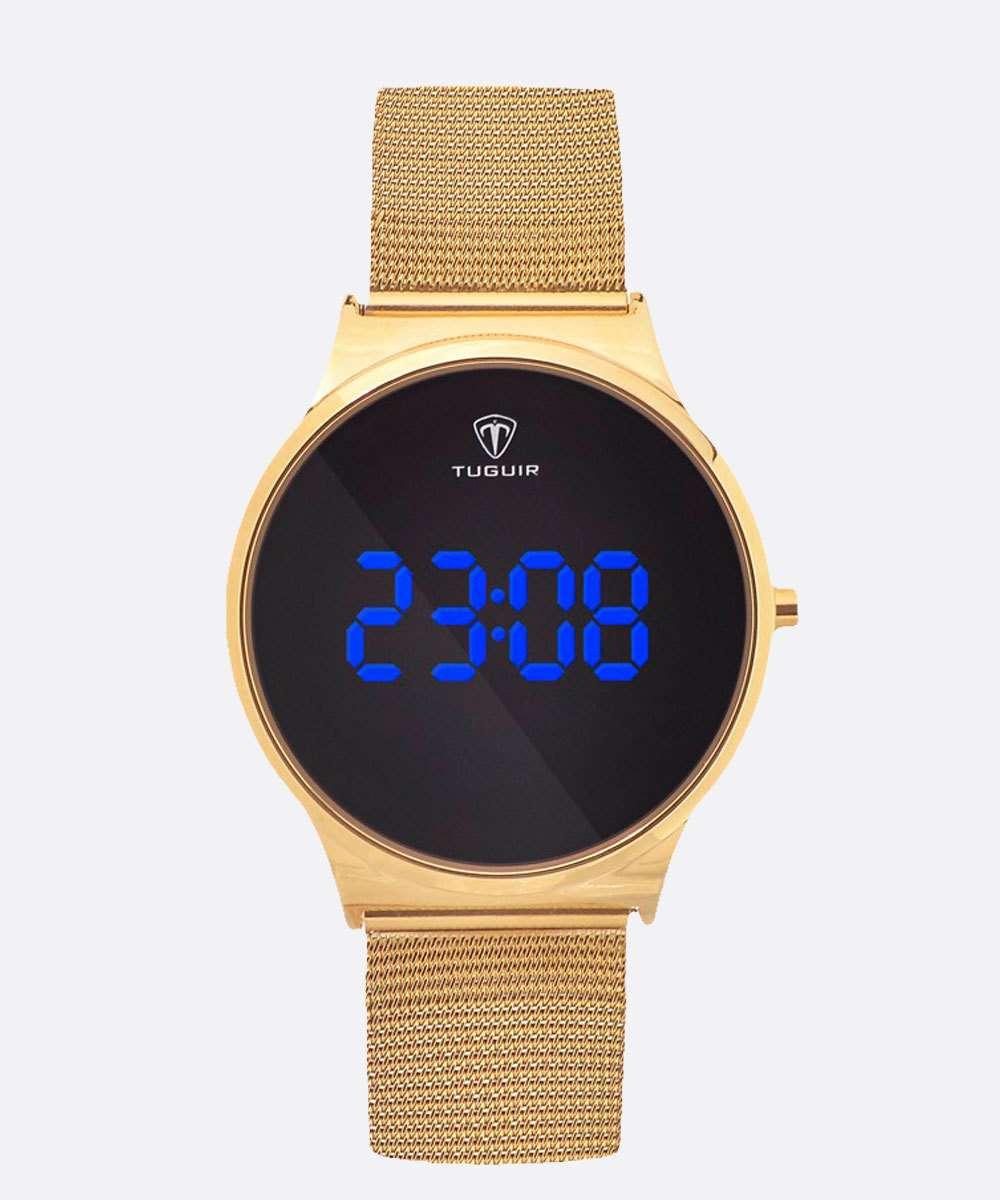 Relógio Feminino Digital Tuguir A10008