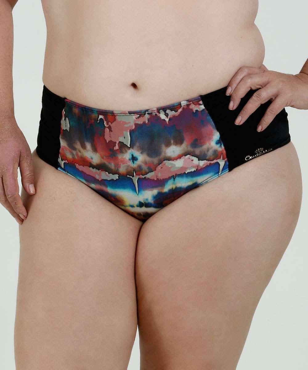 9c316617e Biquíni Feminino Plus Size Zero Barriga Proteção UV 50 Banho de Mar ...