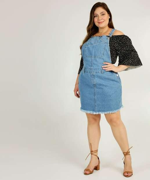 Image_Salopete Plus Size Feminina Uber Jeans