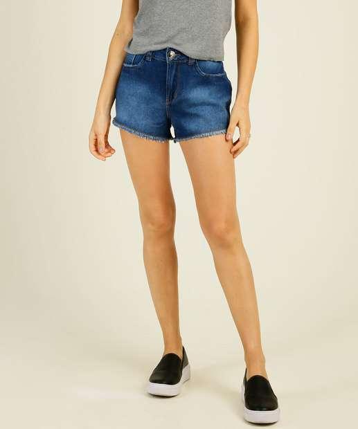 Image_Short Jeans Feminino Barra Desfiada Marisa