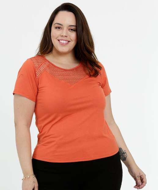 Image_Blusa Feminina Recorte Plus Size
