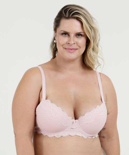 Image_Sutiã Feminino Com Base Renda Flocado Plus Size Marisa