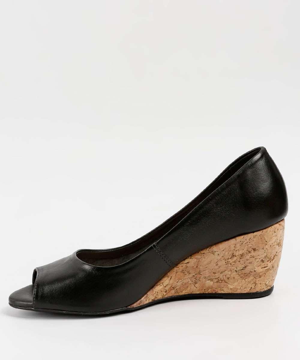 3e56ff7aa ... Calçados Femininos · Peep toe  Anabela. 1
