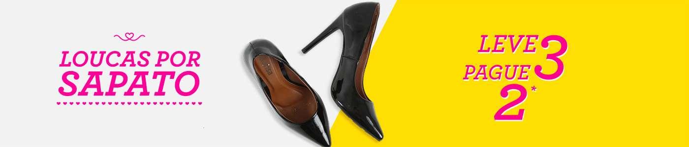 Loucas por sapato