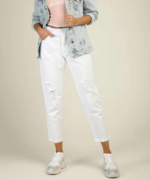 Image_Calça Mom Jeans Destroyed Feminina Zune Jeans
