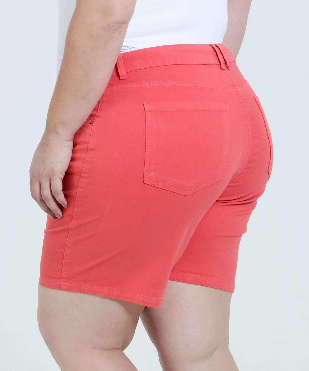 adeedf0bc 1; 2; 3; 4; 5; 6; 7. Compartilhar. adicionar aos favoritos produto  favoritado. Bermuda Feminina Sarja Plus Size Marisa
