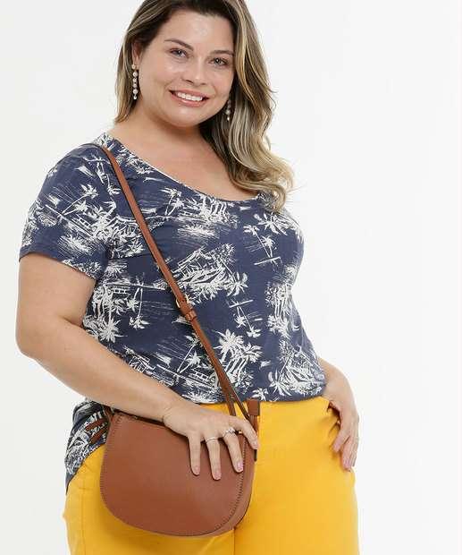 Image_Blusa Plus Size Feminina Estampa Coqueiros Marisa