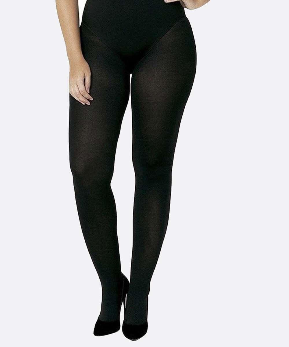 Meia Calça Feminina Opaca Fio 80 Plus Size Trifil