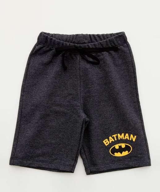 Image_Bermuda Infantil Moletinho Batman Liga da Justiça