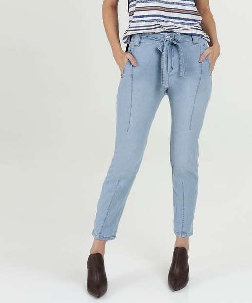 Image_Calça Feminina Clochard Cigarrete Uber Jeans