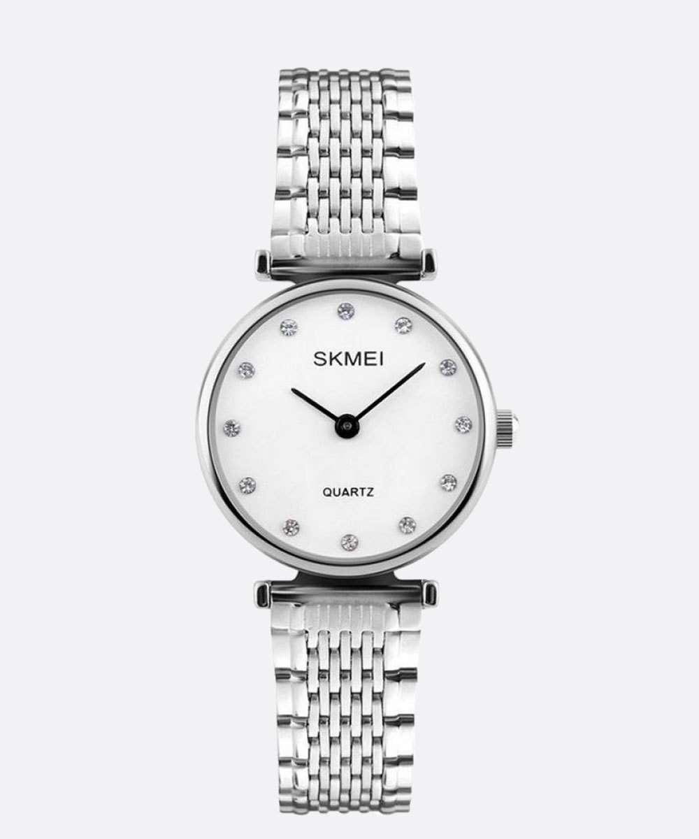 Relógio Feminino Strass Skmei 11355