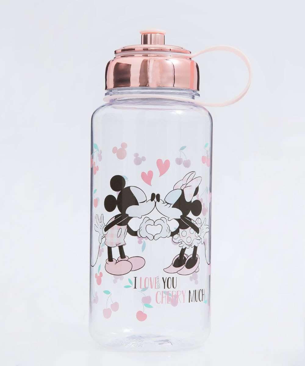 Garrafa Squeeze Feminina Mickey E Minnie 1000ML Disney