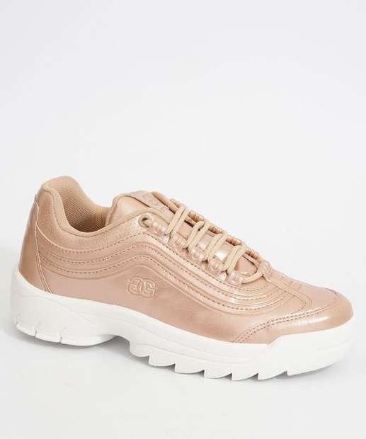 Image_Tênis Feminino Chunky Sneaker Tratorado Logus