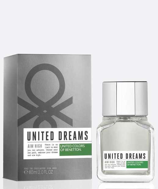 Image_Perfume Masculino United Dreams Aim High Benetton - Eau de Toilette 60ml