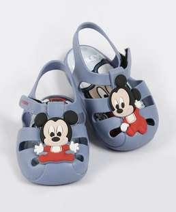 1fe0ffbafc Sandália Infantil Bebê Disney Clássicos Grendene Kids 21932