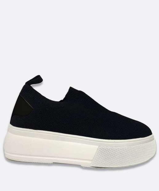 Image_Tênis Feminino Chunky Sneaker Elástico Zatz