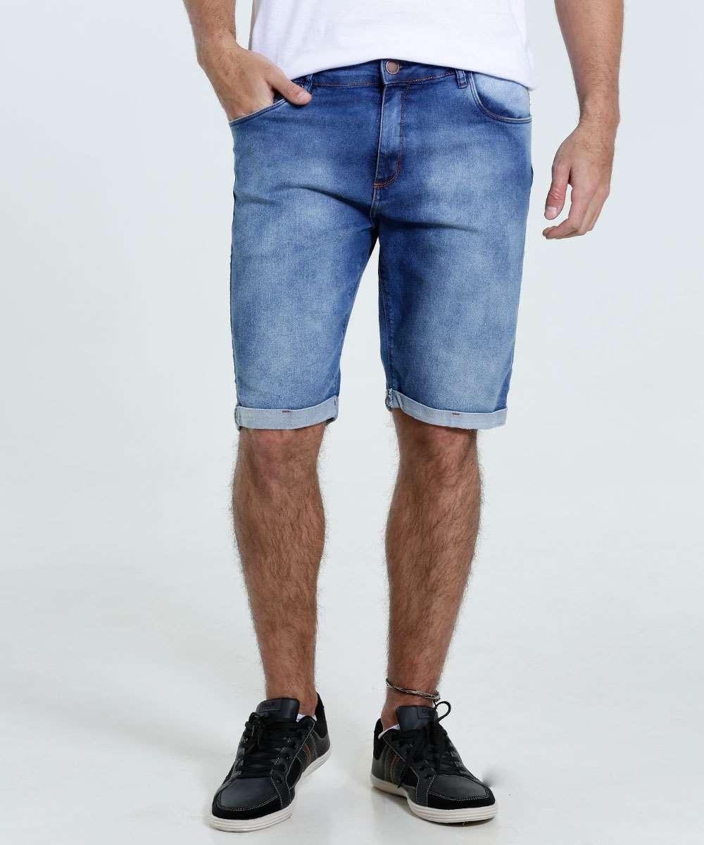 Image_Bermuda Masculina Jeans Slim Marisa