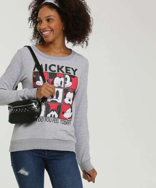 Image_Blusão Feminino Moletom Estampa Mickey Disney