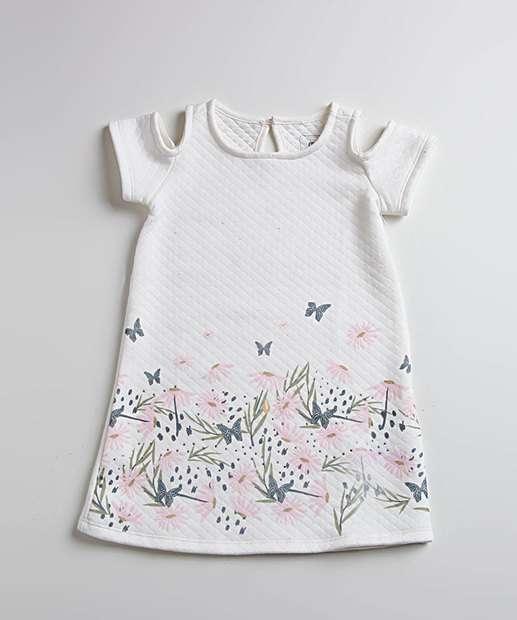 Image_Vestido Infantil Open Shoulder Floral Marisa