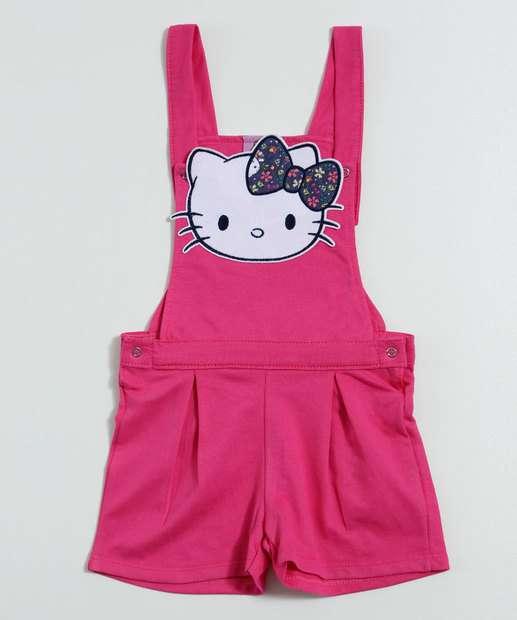 Image_Jardineira Infantil Hello Kitty Marisa