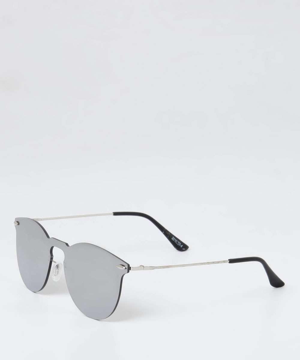 Óculos Feminino de Sol Gateado Marisa   Marisa 57280aa7a4