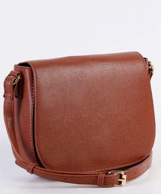 633de0ff3 Bolsa Feminina Transversal Textura Marisa