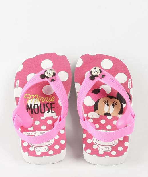 Image_Chinelo Havaianas Infantil Minnie Baby Disney Classics 7933