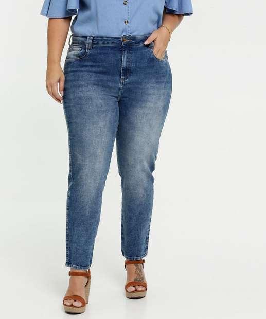 Image_Calça Jeans Cigarrete Feminina Plus Size Marisa
