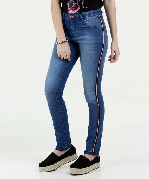 Image_Calça Juvenil Jeans Skinny Marisa