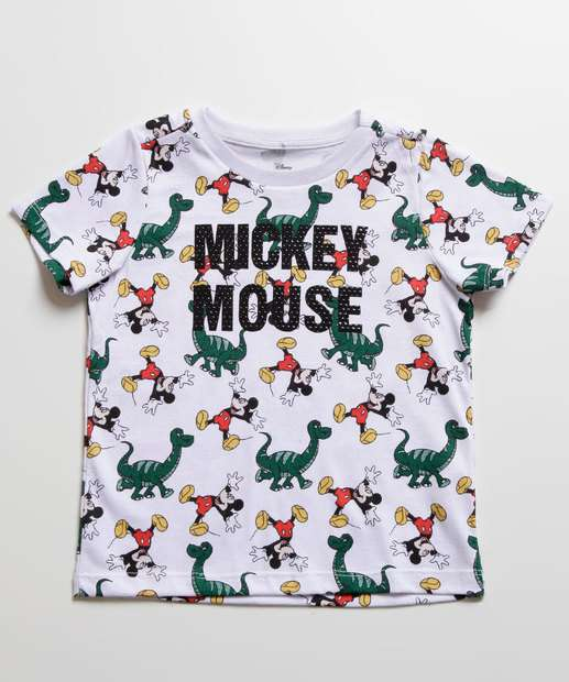 Image_Camiseta Infantil Estampa Mickey Disney