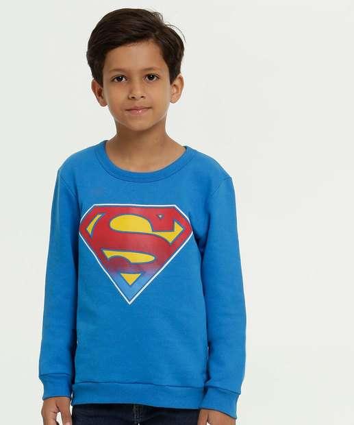 Image_Blusão Infantil Estampa Super Homem Liga da Justiça