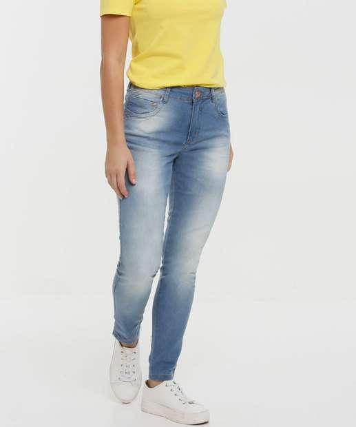 Image_Calça Cigarrete Feminina Zune Jeans