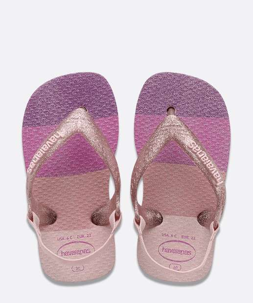 Image_Chinelo Havaianas Infantil Baby Palette Glow